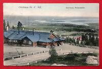 AK CHRISTIANIA Oslo Norwegen 1908 Sportstuen Holmenkollen  ( 7801