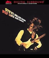 *STEVE MILLER BAND* Fly Like an Eagle DTS 5.1 Audio DVD Surround Sound 1976