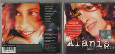 ALANIS MORISSETTE CD  EVERYTHING 2004 SO CALLED CHAOS + VIDEO