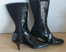 Prada Stiefel Lackleder  Gr.40