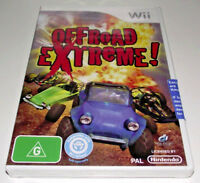 Offroad Extreme Nintendo Wii PAL *Complete* Wii U Compatible