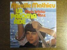MIREILLE MATHIEU 45 TOURS GERMANY LA PALOMA ADE