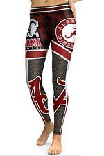 Alabama Crimson Tide XL (10/12)  Leggings College Bama Football Extra Large Roll