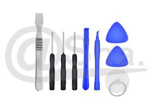 Mobile Phone Opening Tool Kit Screwdriver 9 in 1 set for Repair iPhone / iPads