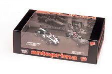 COOPER T53 GP INGHILTERRA 1960 + COOPER CLIMAX SCALA 1/43 A002 BRUMM ANTEPRIMA