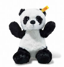 Soft Cuddly Friends Ming Panda small with FREE gift box by Steiff EAN 075766