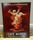 Café Martin Paris 18X24 Poster NEW-Free Shipping