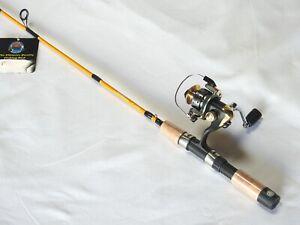 UltraLight Travel/Back Pack Spinning Rod Combo 4'2PC/ 5 BB Reel