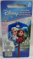DISNEY FROZEN ELSA & ANNA REVERSIBLE KW1 / 66 HOUSE KEY! FREE NEXT DAY SHIPPING!