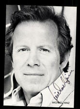 Michael Hinz Autogrammkarte Original Signiert # BC 58887
