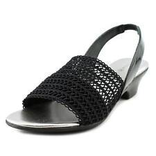 Sandalias con tiras de mujer Karen Scott color principal negro