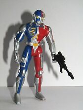 VR Troopers Toy Action Figure  RYAN STEELE Power Rangers