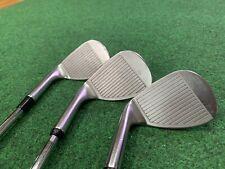 Taylormade Z TP xFT Wedge Set 52 , 56, 60 Degree Wedges - New Lamkin Grip
