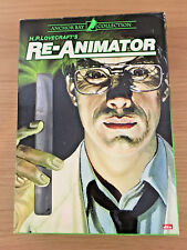 "Re-Animator (2-Disc DVD, Anchor Bay) Highlighter ""Syringe"" + Original Box, OOP"