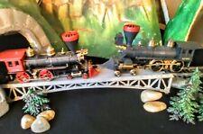 Lot of Trains: 1968 POCHER Italy Genoa & Reno 4-4-0 Locomotives, Tenders + Extra