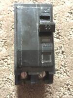 Square D QOB250  50 AMP  2 POLE 240 VOLT 50a 2p bolt on Circuit Breaker