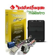 New listing Rockford Fosgate Dsr1 Signal Processor & T Harness for Select Ford Vehicles