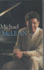 """Cassette - """"Michael Sings McLean"""" by Michael McLean - 15 songs - 2000"""