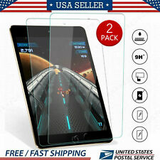 For Apple iPad Mini 1 / 2 / 3 Screen Tempered Glass Protectors Guard 2-PACK