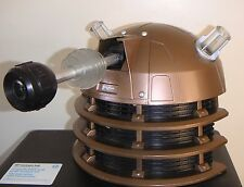 RARE TALKING BBC DR DOCTOR WHO DALEK COSTUME HELMET VOICE CHANGER MASK HALLOWEEN