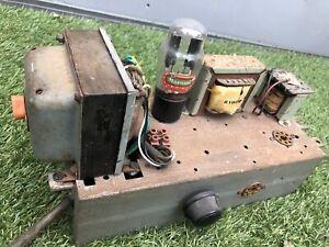 Vintage Valve Amplifier Chassis??