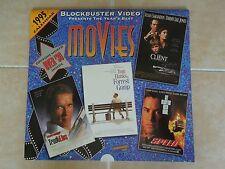 NEW * 1995 BLOCKBUSTER VIDEO CALENDAR * TRUE LIES * SPEED * FOREST GUMP * LOOK