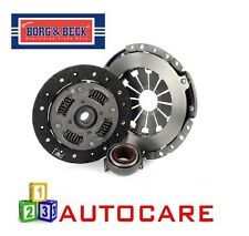 Borg & Beck CLUTCH KIT 3 parte per Honda Jazz 1.2 1.4