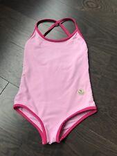 Moncler Girl Bathing Swimming Suit Pink Size 4 104cm