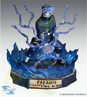 Anime Naruto Shippuden Hatake Kakashi Statue Action Figure Model In Box