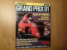 Bbc Sports-Grand Prix '91-Jean Alesi At Ferrari-Divers/Teams/Circ uits