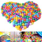100Pcs 6.5cm Colorful Soft Plastic Ocean Ball Baby Kid Pit Fun Toy Swim Game