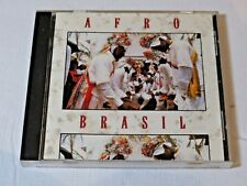 Afro Brazil by Various Artists CD 1992 Verve BMG Music