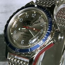 Vostok Amphibian, Amphibia Russian 'Scuba Dude' Auto Dive Watch, New, Boxed