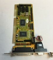 KOUWELL KW-557A 16 BIT ISA BUS SUPER MULTI I.O MODULE WINBOND GAME CARD