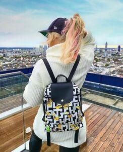 Longchamp X Pokemon Le Pliage LGP Mini Pikachu Nylon Backpack Bag
