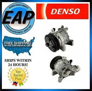 For 2000-2006 Sentra 1.8L 2.0L 4cyl OEM Denso AC A/C Compressor NEW