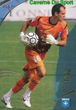 001 REMY RIOU AJ.AUXERRE CARD CARTE FOOT 2009  PANINI