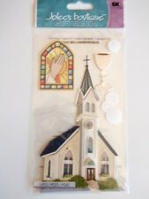 JOLEE'S BOUTIQUE STICKERS - CATHOLIC CHURCH wedding baptism