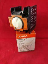 Asea unidad de temporizador SK819013-B 10-180S Nuevo