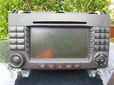 MERCEDES SPRINTER VITO VIANO A  B CLASS CD RADIO SAT NAV CAR STEREO BE6093