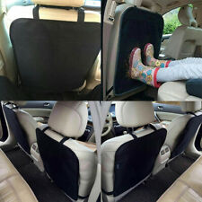 Universal Car Back Seat Cover Waterproof Kick Mat Back Storage Protector Safety