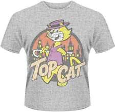 Top Cat - Top Cat T-Shirt Homme / Man - Taille / Size M PLASTIC HEAD