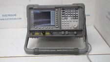 Agilent E4404B 9Khz-6.7Ghz Spectrum Analyzer op:1Ds, 1Dr, 1D5,Baa,Ayx, B72, A4H