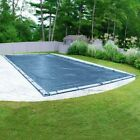 Pool Mate 352040RPM Heavy-Duty Blue Winter Pool Cover for In-Ground Swimming 20