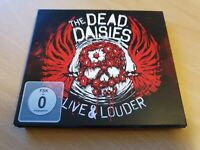 The Dead Daisies Live & Louder CD & DVD