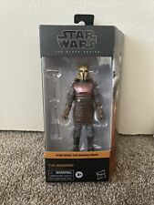 """Star Wars The Black Series The Armorer (Mandalorian) 6"""" Sealed In Hand"""