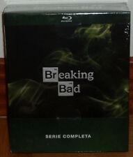 BREAKING BAD 1-6 TEMPORADAS COMPLETAS  21 BLU-RAY NUEVO PRECINTADO (SIN ABRIR)