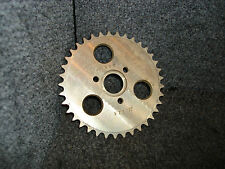 HONDA PBI REAR ALUMINUM SPROCKET 37 TOOTH Z50 Z 50 Z50R MINI MONKEY 1972-1987