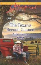 NEW - The Texan's Second Chance (Blue Thorn Ranch) by Pleiter, Allie