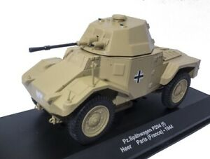 Pz. Spahwagen P204 (f) Heer Paris (France) - 1944 - 1:43 Eaglemoss